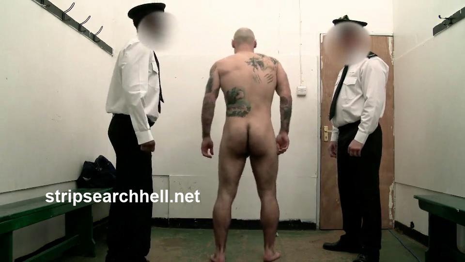 Louis ogburn strip search video