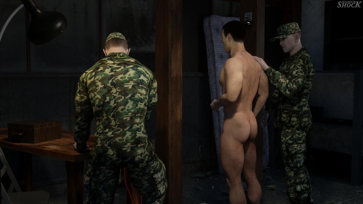 Sparkie Shock torture porn
