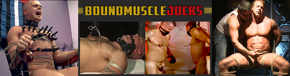 Bound Muscle Jocks discount code
