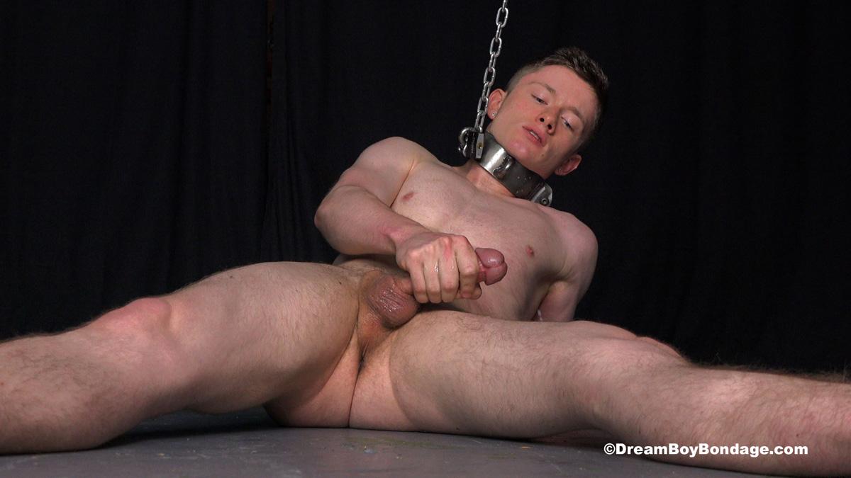 chained prisoner