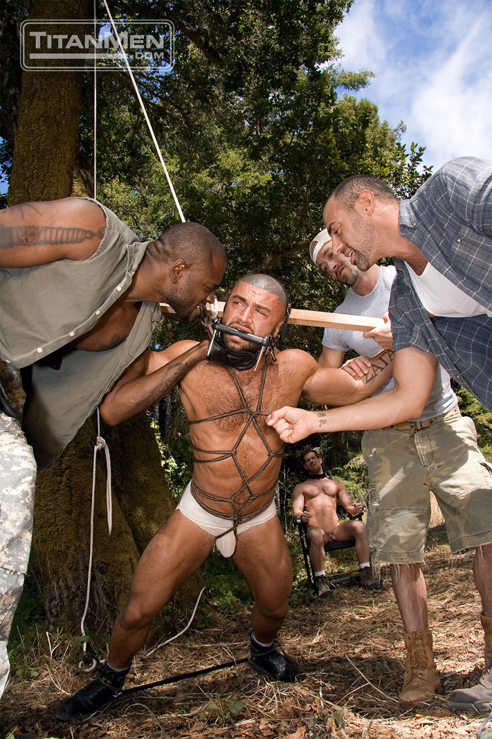 male bondage stories to beat off to