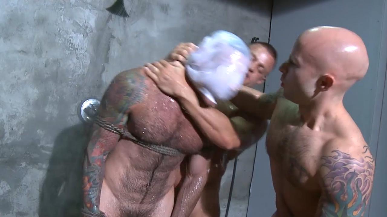 water torture with Drake Jayden, Tyler Saint, Nick Moretti