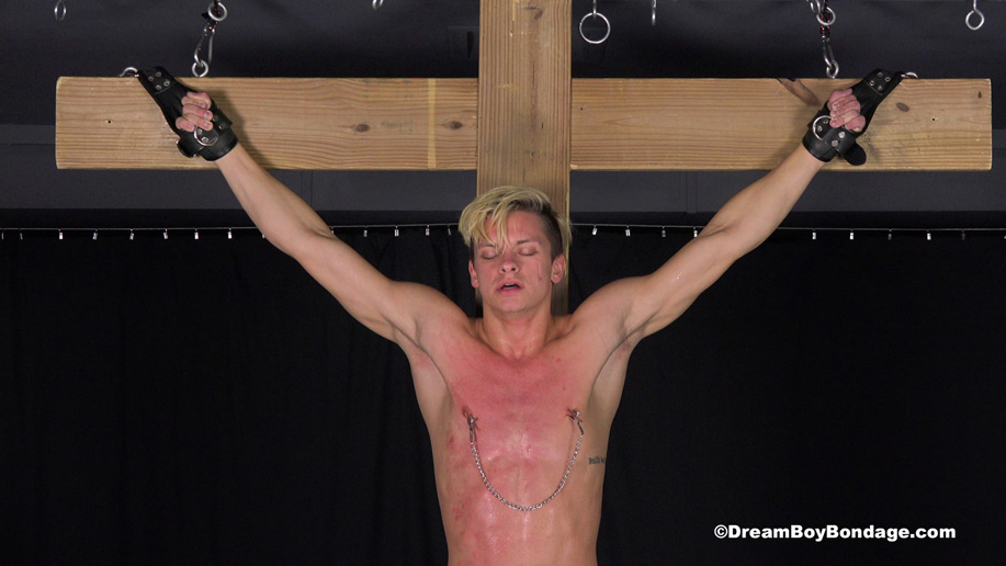 Video: Crucified for 12 hours
