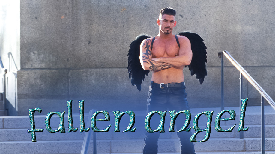 Fallen Angel: A classic of male BDSM leather porn