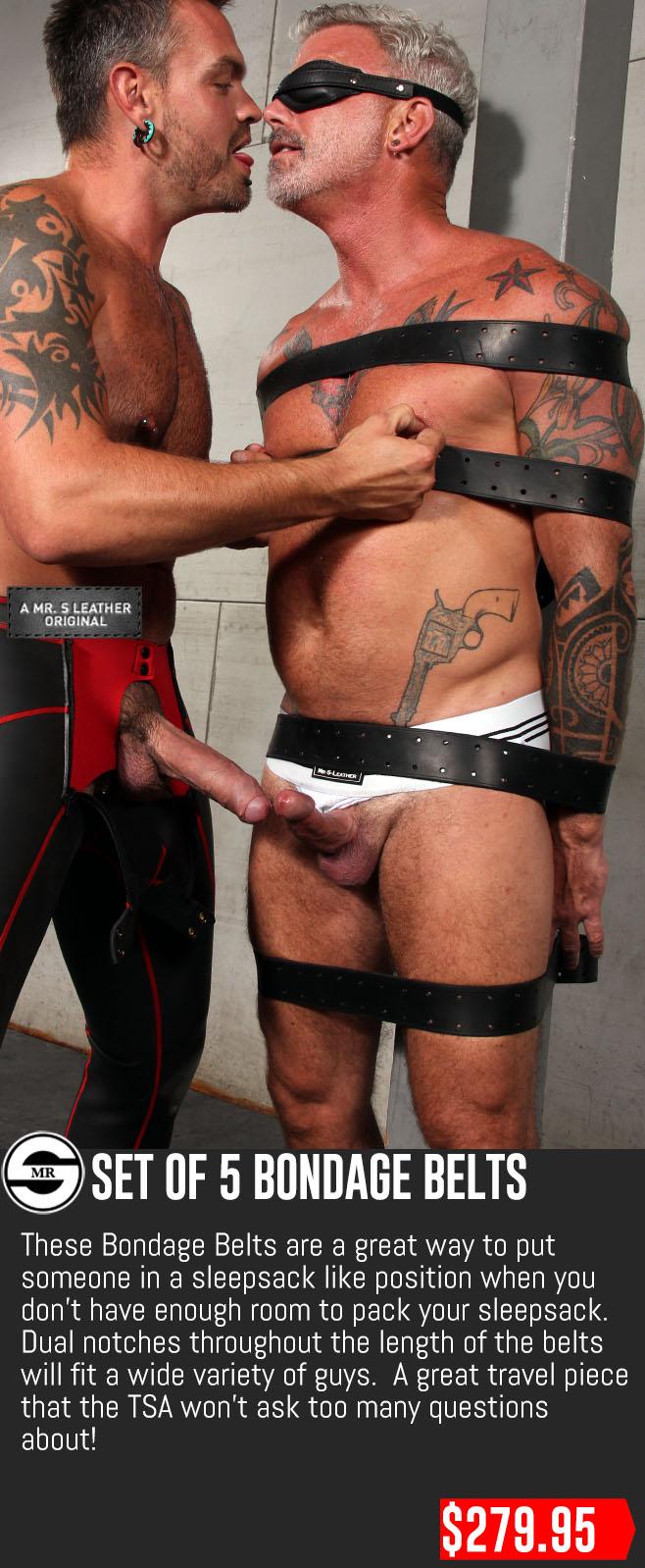 bondage belts