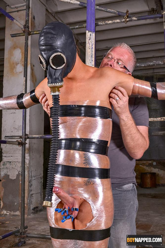 Boynapped