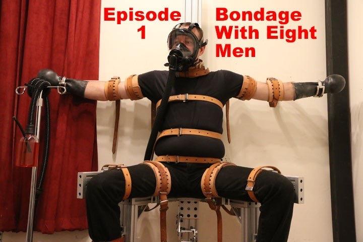 men in chains male bondage