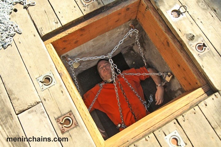 Bind Men IN Chains