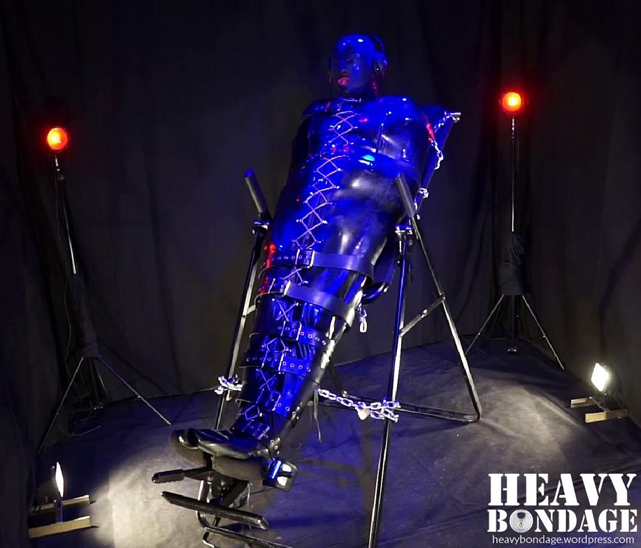 heavy bondage video