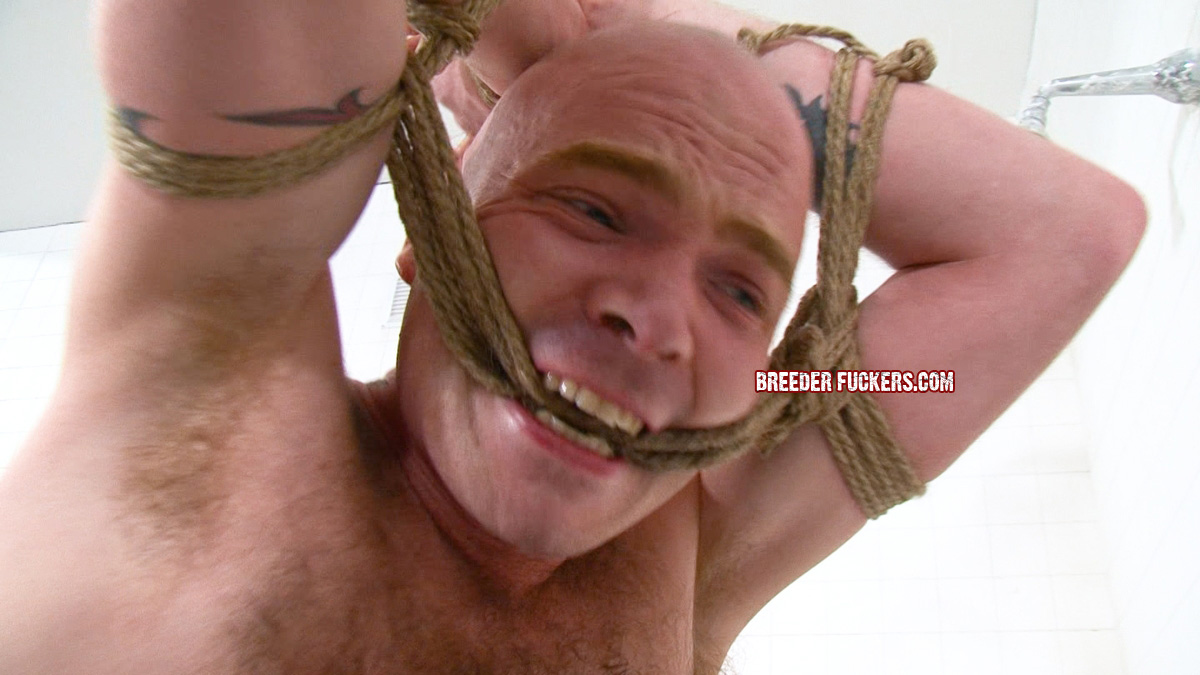 rope face gagged