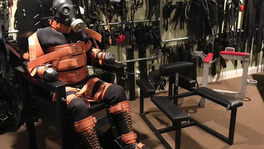 Serious Male Bondage to start filming at a new playroom in Las Vegas