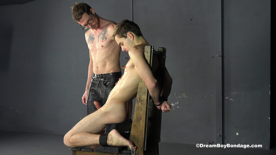 Dream Boy Bondage