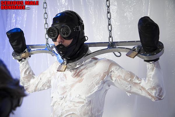 rubber gimp training