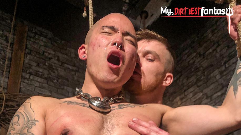 Video: Suspension bondage and hot sex