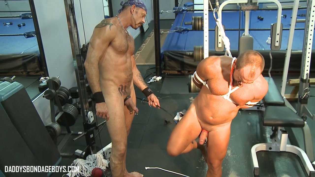 male BDSM Colin Steele and Jessie Balboa