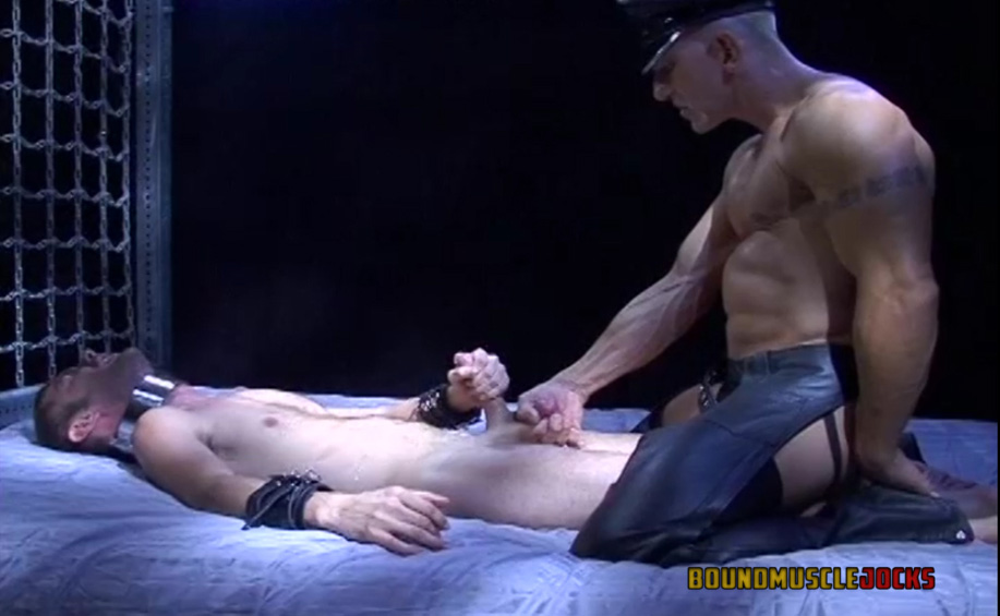 metalbond gay bondage