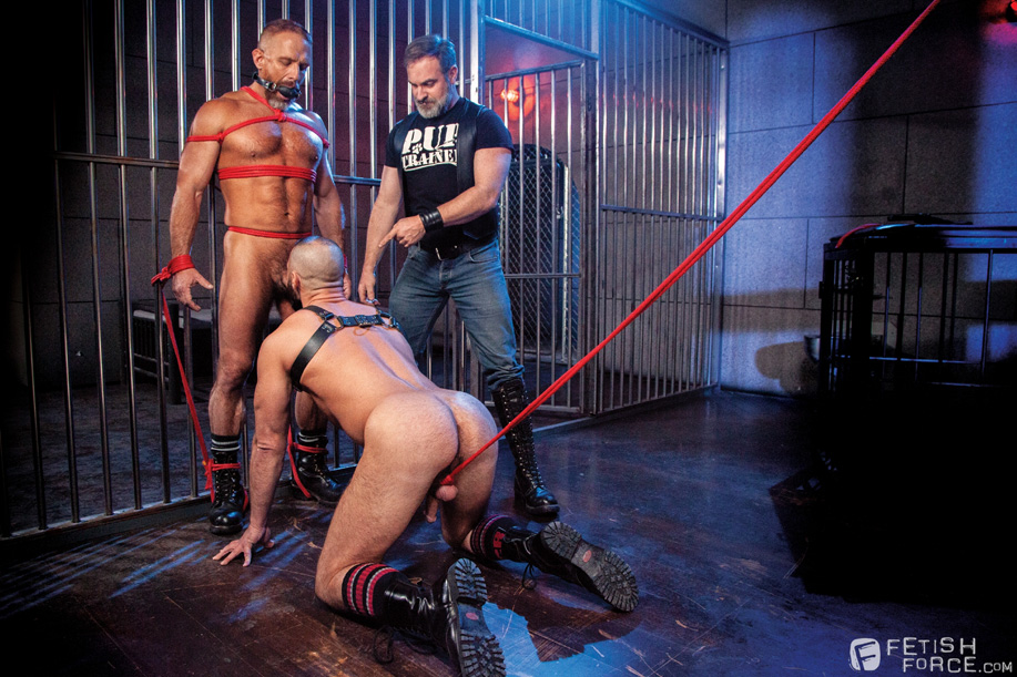 Dirk Caber, Jake Morgan, Kristofer Weston