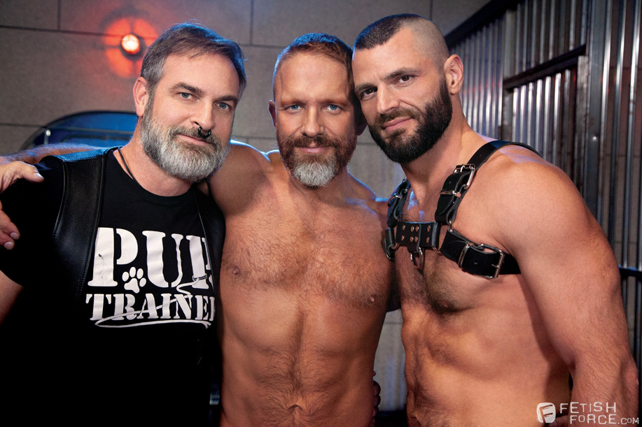 male bdsm Dirk Caber, Jake Morgan, Kristofer Weston
