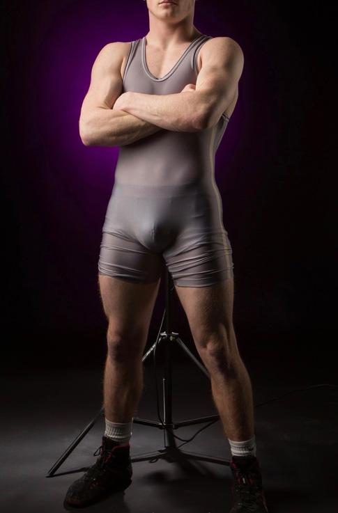 male wrestling