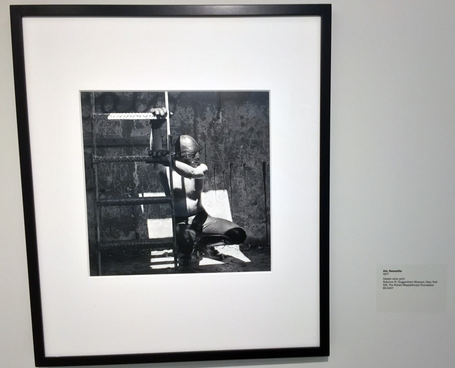 Metalbond visits Robert Mapplethorpe exhibition at the Guggenheim