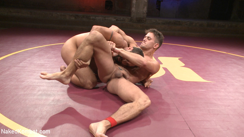 male sex wrestling