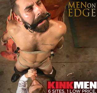bondage Joey Wagner