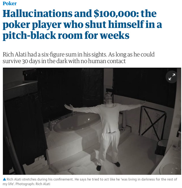 solitary confinement bet