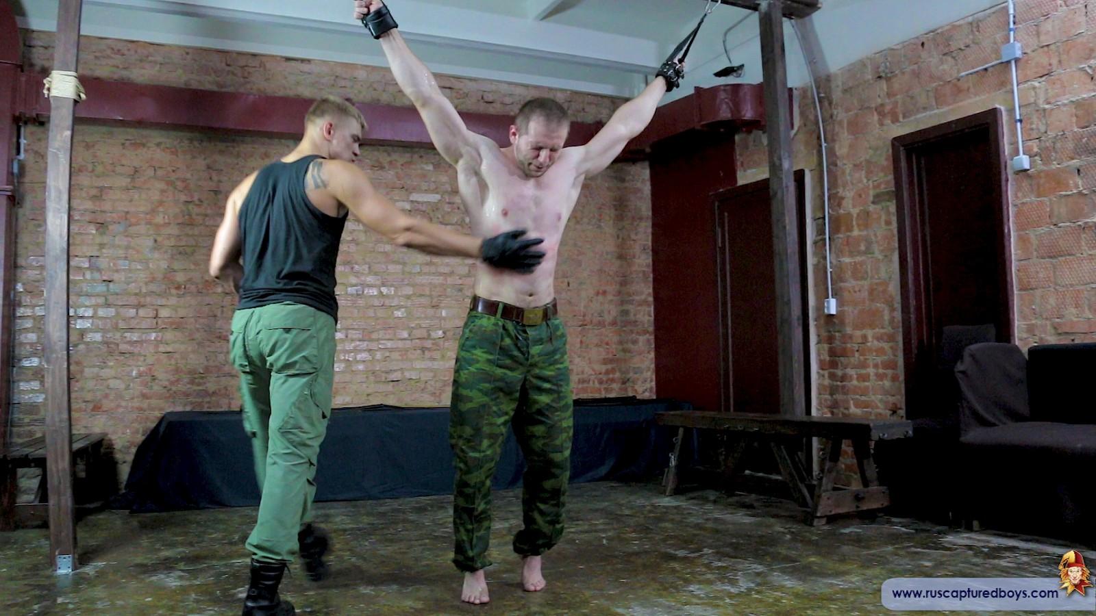 Russian Captured Boys male bdsm