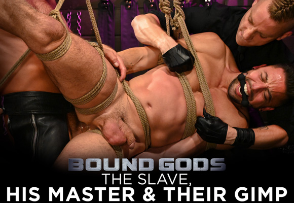 Master Sebastian Keys male bdsm