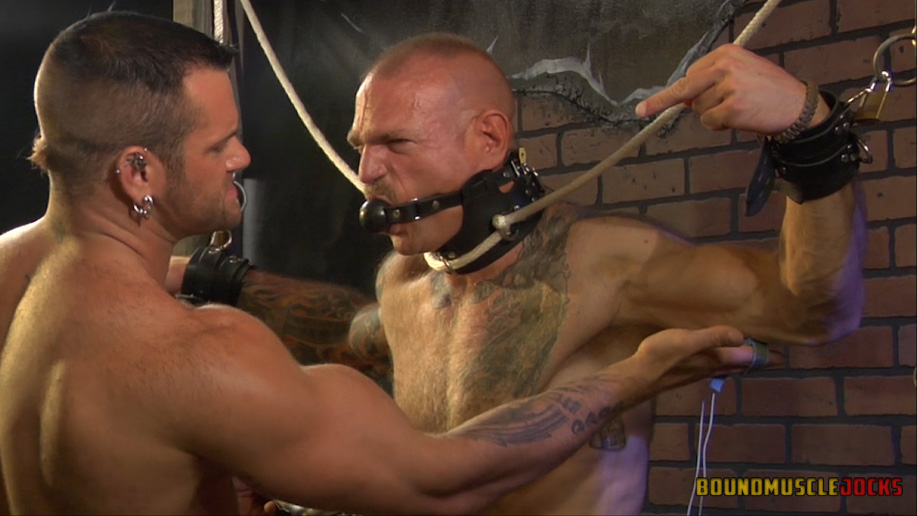 Muscle electro torture