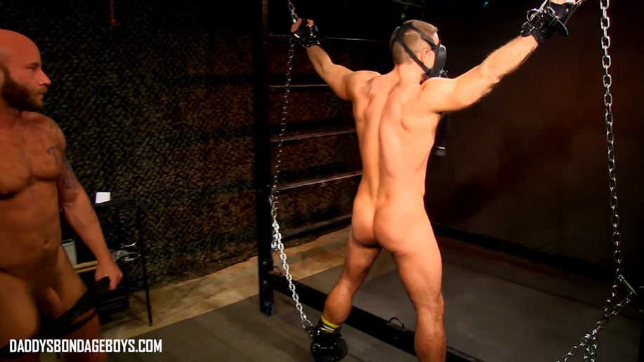 Drake Jaden works over Dirk Caber
