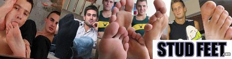 male foot worship website