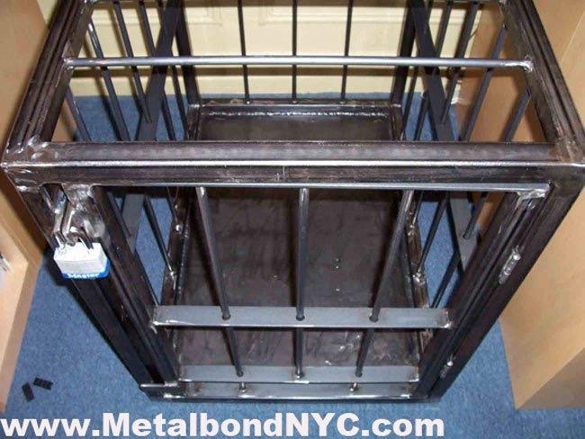 metalbond cage