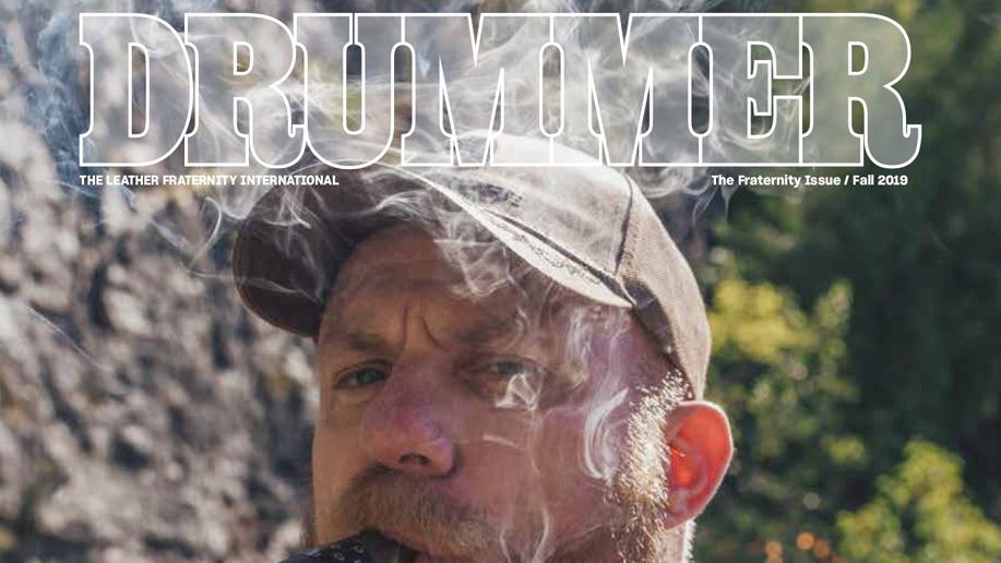 The return of Drummer magazine