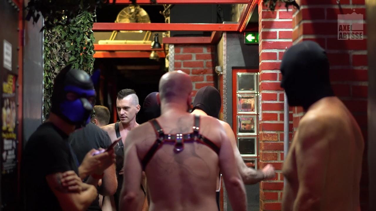 male bdsm sleazy gay sex