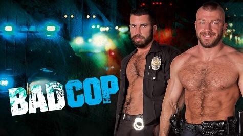 good cop bad cop male bdsm porn
