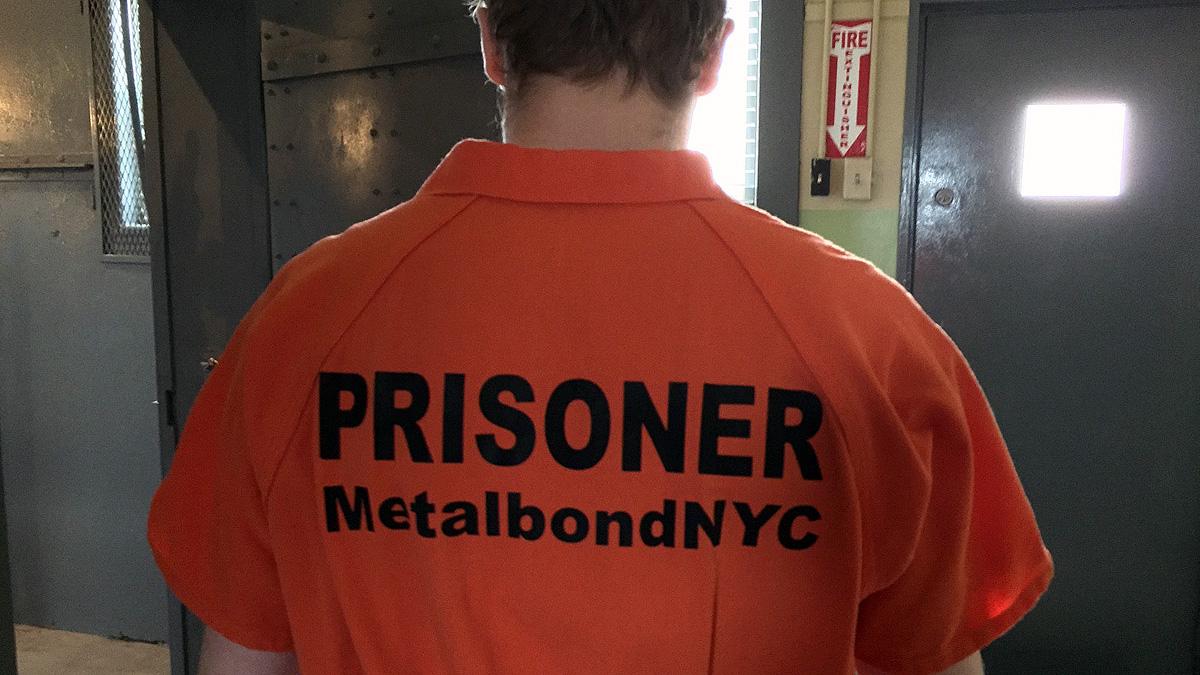 Prisoner of the day: Boy Blake