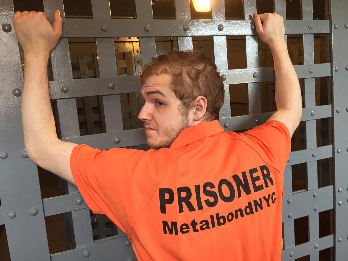 prisoner of the day boy Blake