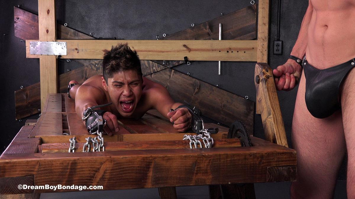 muscle bondage jocks
