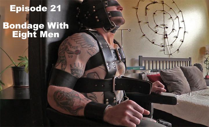 Men in chains Bind