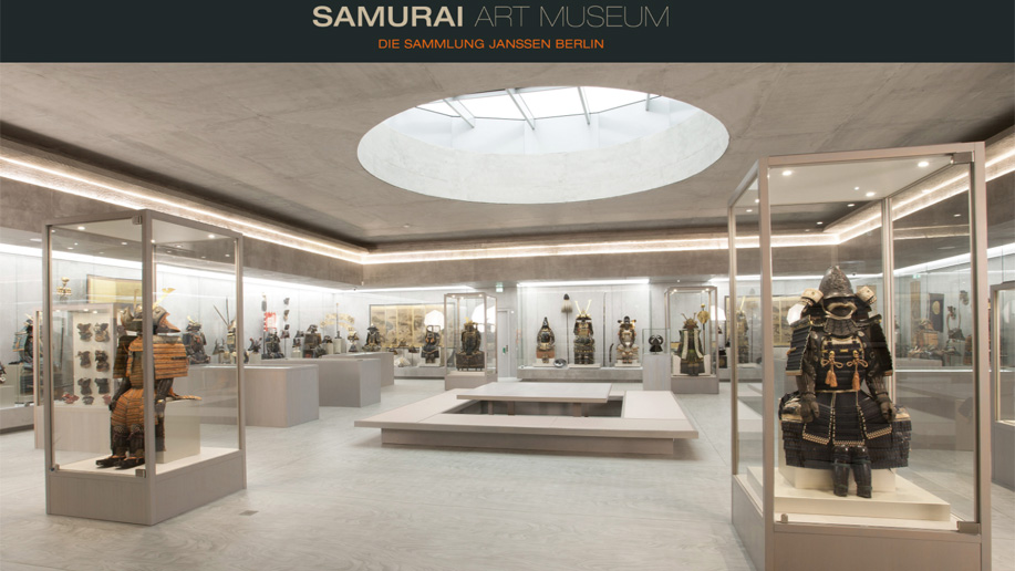 Samurai Art Museum in Berlin delves into Hojojutsu rope bondage