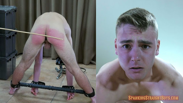 Spanking Straight Boys