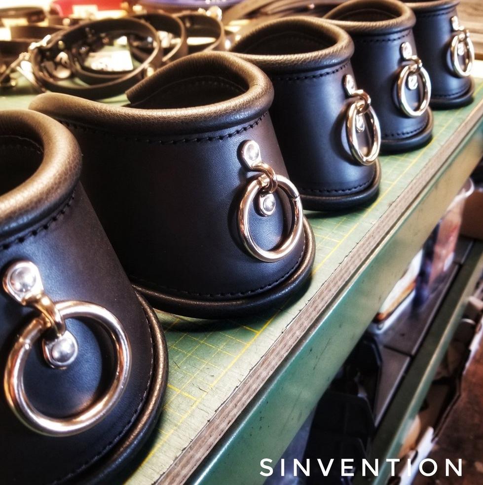 sinvention Canada bondage gear