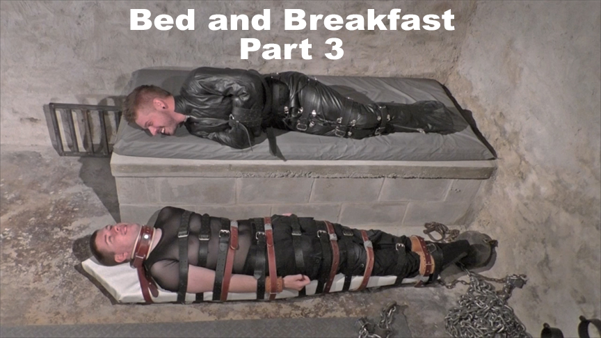 male bdsm leather bondage