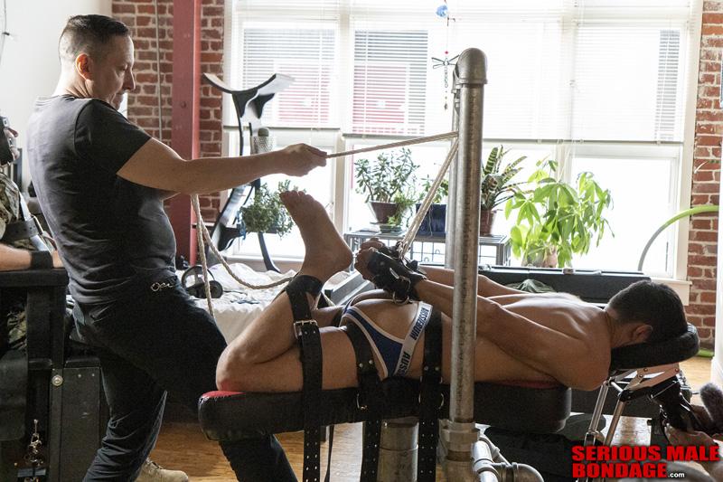 SFDom gay bondage