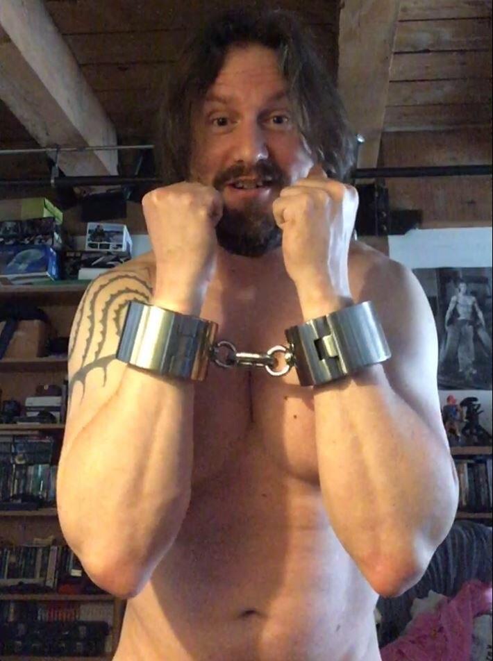 Sparkie Shock male BDSM torture porn