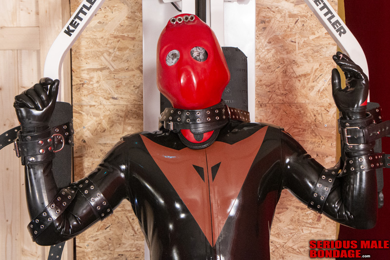 forced workout in rubber