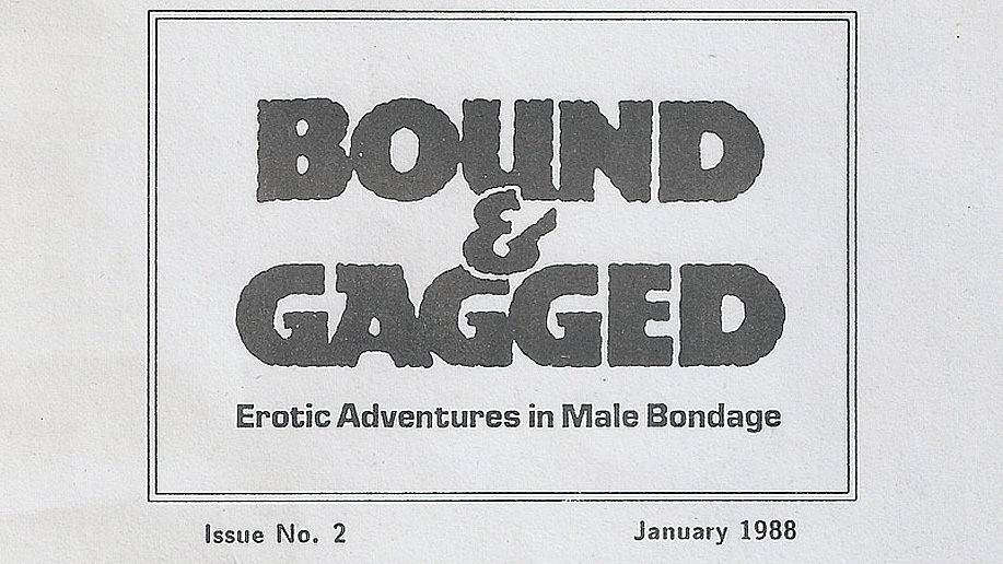 Issue 2 of Bound & Gagged magazine