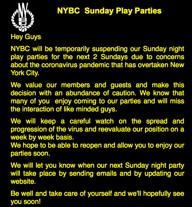 New York Bondage Club