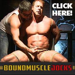Bound Muscle Jocks